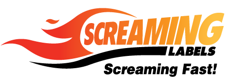 Screaming Label Logo